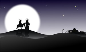 Mary and Joseph: Road to Bethlehem