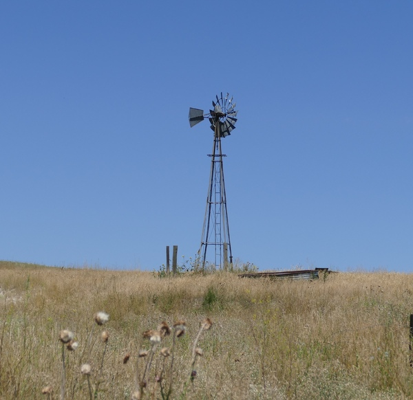 High Plains Windmill