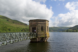 Reservoir control station