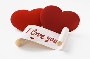 herz ich liebe dich