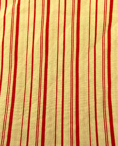 yellow & red striped backgroun
