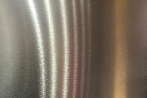 metal plate with light rays 2