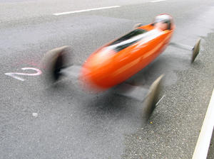 speed: 'seifenkisten' race in germany