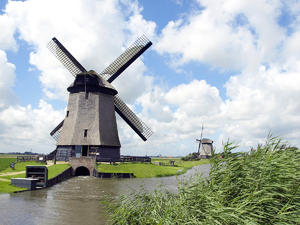 Dutch windmill: Dutch windmill