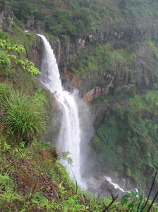 Lingmala waterfalls