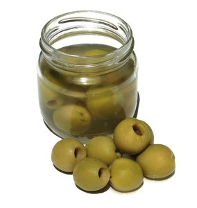 olives jar 2: none