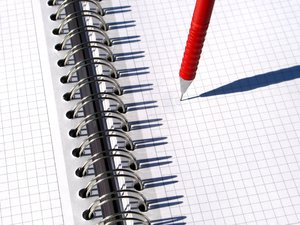 spiral notebook 1: none