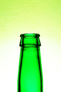 Green bottle 1