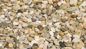 Pebbles: pebble background