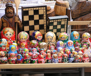 On sale: Wooden things on sale in Swieta Lipka, Poland.Please mail me or comment this photo if you liked or used it. Thanks in advance.