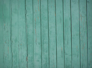 Green planks: Some green planks making a fence.Please mail me if you found it useful. Just to let me know!I would be extremely happy to see the final work even if you think it is nothing special! For me it is (and for my portfolio)!