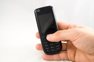 Mobile phone 1: Images of a mobile phone
