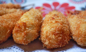 Fried shrimp sticks 1