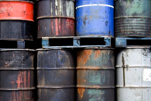 Oil Drums 2
