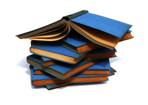 old blue books 3