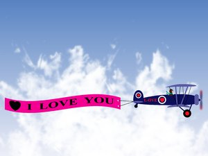 Air Amour 3: Love is in the air - literally!