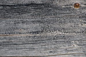 Old wood plank: An old wood plank from a borax wagon in Death Valley, California.