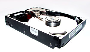 80 GB: hard disk inside