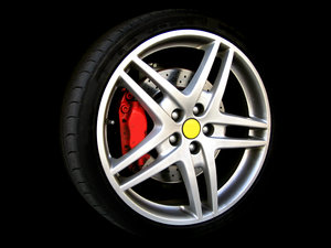 wheel1: Ferrari