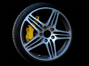wheel2: porsche