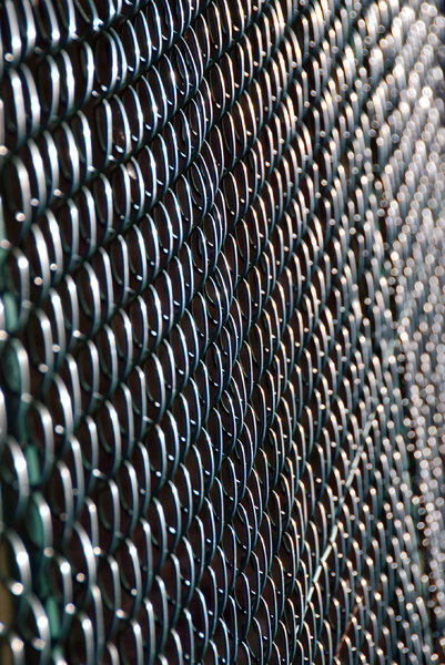 wire netting pattern