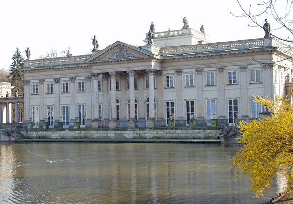 Palace on the water 1