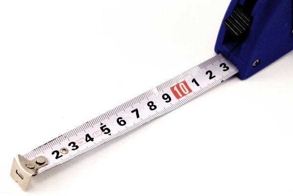 Measure tape 2: Metal measure tape