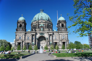 Cathedral in Berlin 1