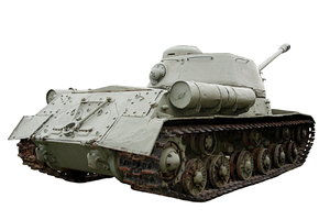Soviet heavy tank IS 2