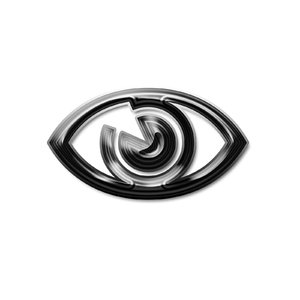 Eye pictogram 2: Icon of eye