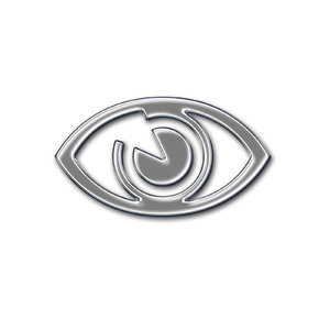 Eye pictogram 4: Icon of eye