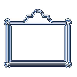 Rectangle picture frame 4