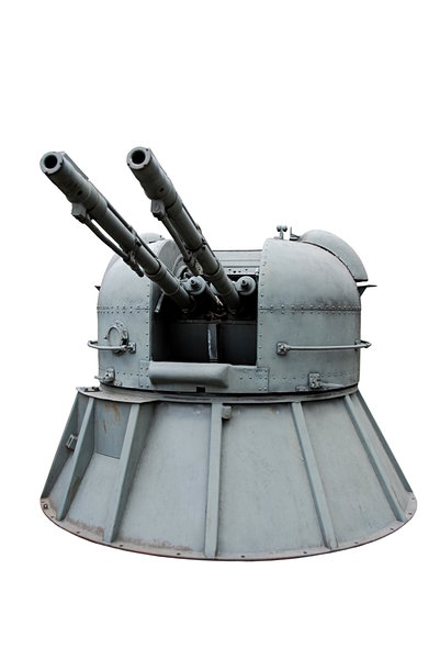 Automatic anti-aircraft cannon