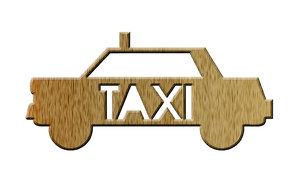 Taxi pictogram 6