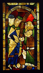 Historical stained glass 3