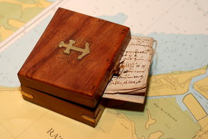 Vintage nautical box 1