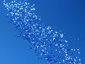 Baloons: Party celebration