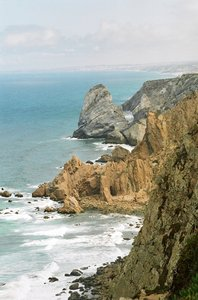 Cabo da Roca: a cape at the westernmost point of mainland Europe (and Portugal)