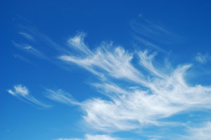 Cirrus clouds 1: PLEASE RATE THIS PHOTO!Weather conditions kindly provided by mother nature in Lund, Sweden, on June 5th, 2007. I just happened to have my camera ready during my lunch break. Link to my other sky photos:http://www.sxc.hu/browse. ..