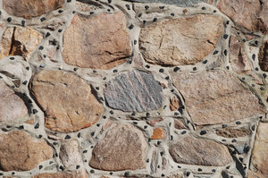 old stone wall: old stone wall