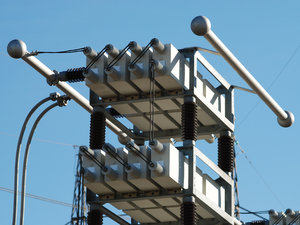 High Voltage 4: High Voltage power distribution equipment.