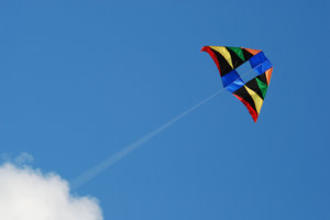 Kite Sky 3: Kite in the sky.