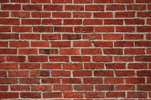 brickwall texture 56: Series of various brickwalls or brick-based walls. There are more than 50 unique textures with old and new bricks, with and without cracks, half-timbered walls, different lights etc etc and very small grid distortion.Check out all my brickwalls on SXC:htt
