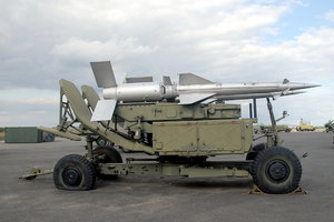 Anti aircraft missile