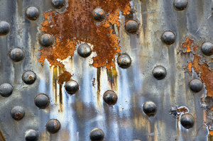 Steel Bridge rivets