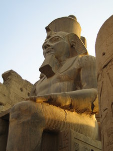 Rameses at Luxor