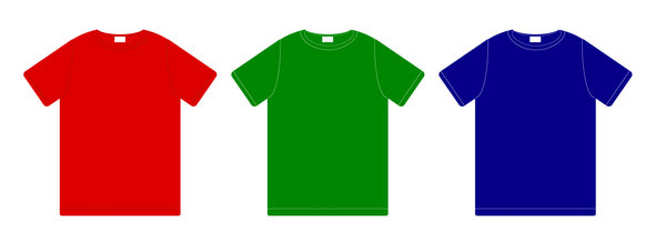 RGB Shirts: no description