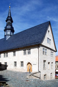 Renaissance town hall Blankenb