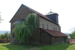 Romanesque church Darlingerode