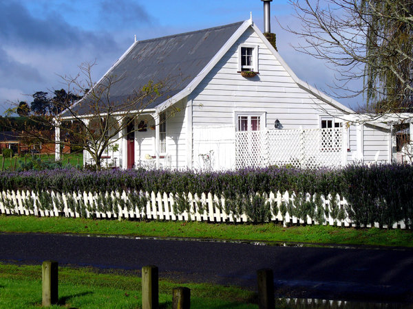Colonial cottage New Zealand